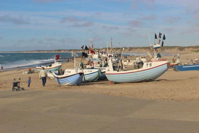 innovativ, innovativer, der Feddet Strand